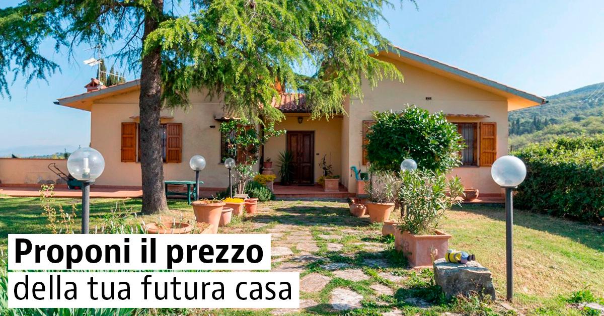 Proponi il prezzo della tua futura casa