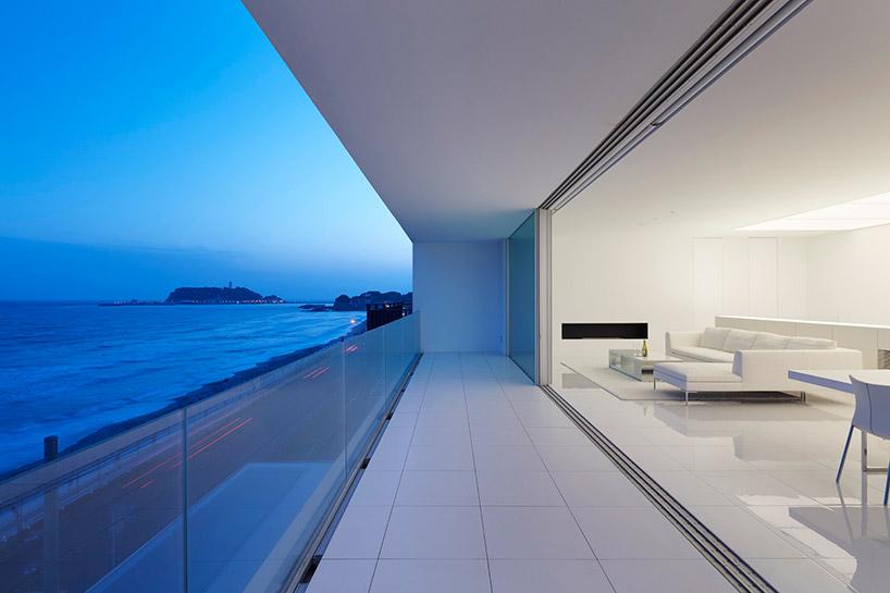 E' stata progettata dall'architetto Shinichi Ogawa  / Shinichi ogawa & associates