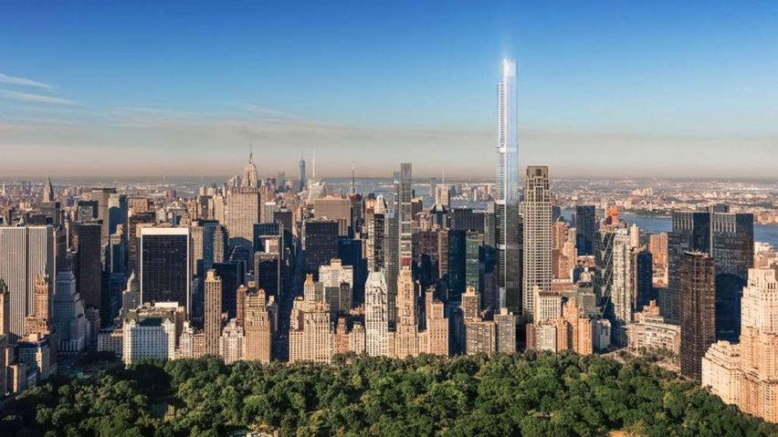 New york saranno cos gli appartamenti del grattacielo for Piani di studio 300 piedi quadrati