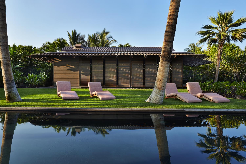 L'immobile è stato progettato dallo studio di architettura Olson Kundig / Benjamin Benschneider