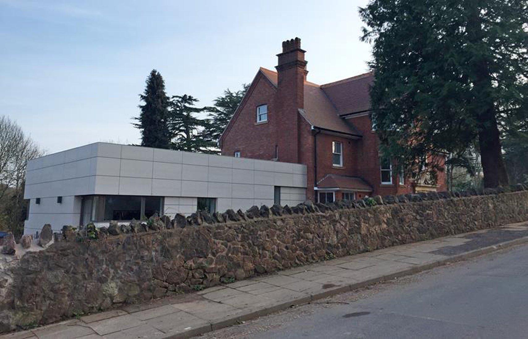 8 Somers Road (Malvern) di Vivid Architect