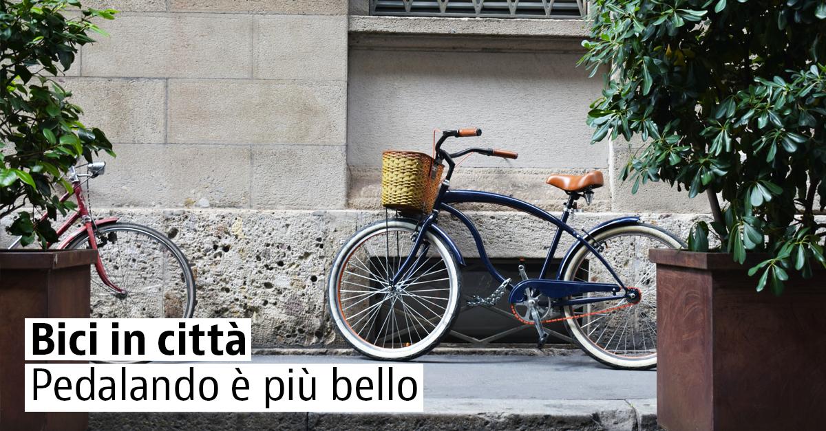 Ciclismo in città