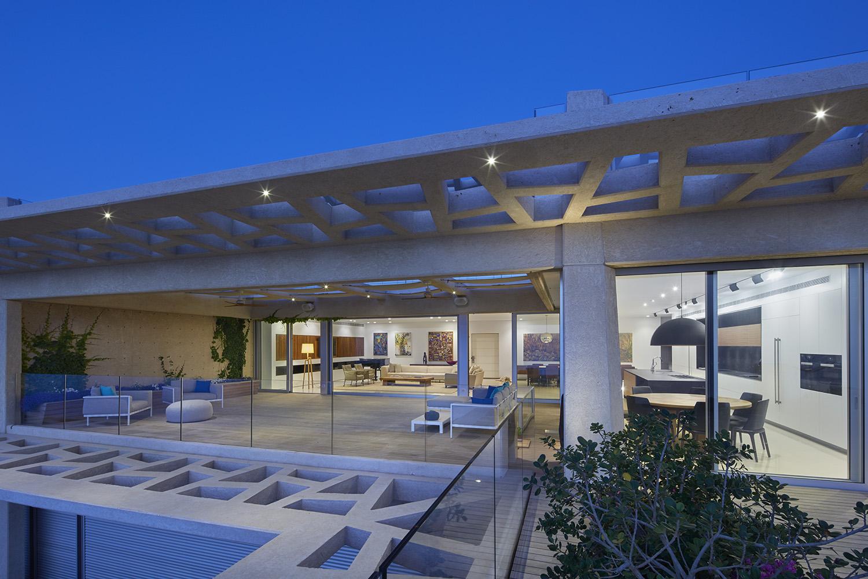 Il progetto è stato realizzato dallo studio Gottesman-Szmelcman / Gottesman-Szmelcman Architecture