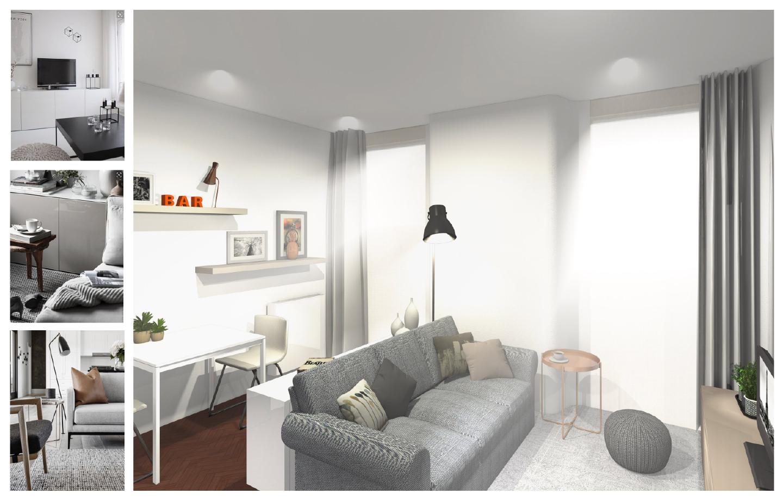 Finest come ottimizzare gli spazi in una casa piccola with - Idee per arredare casa piccola ...