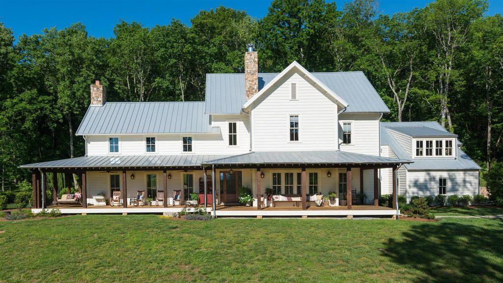 La casa acquistata da Miley Cyrus / Zillow