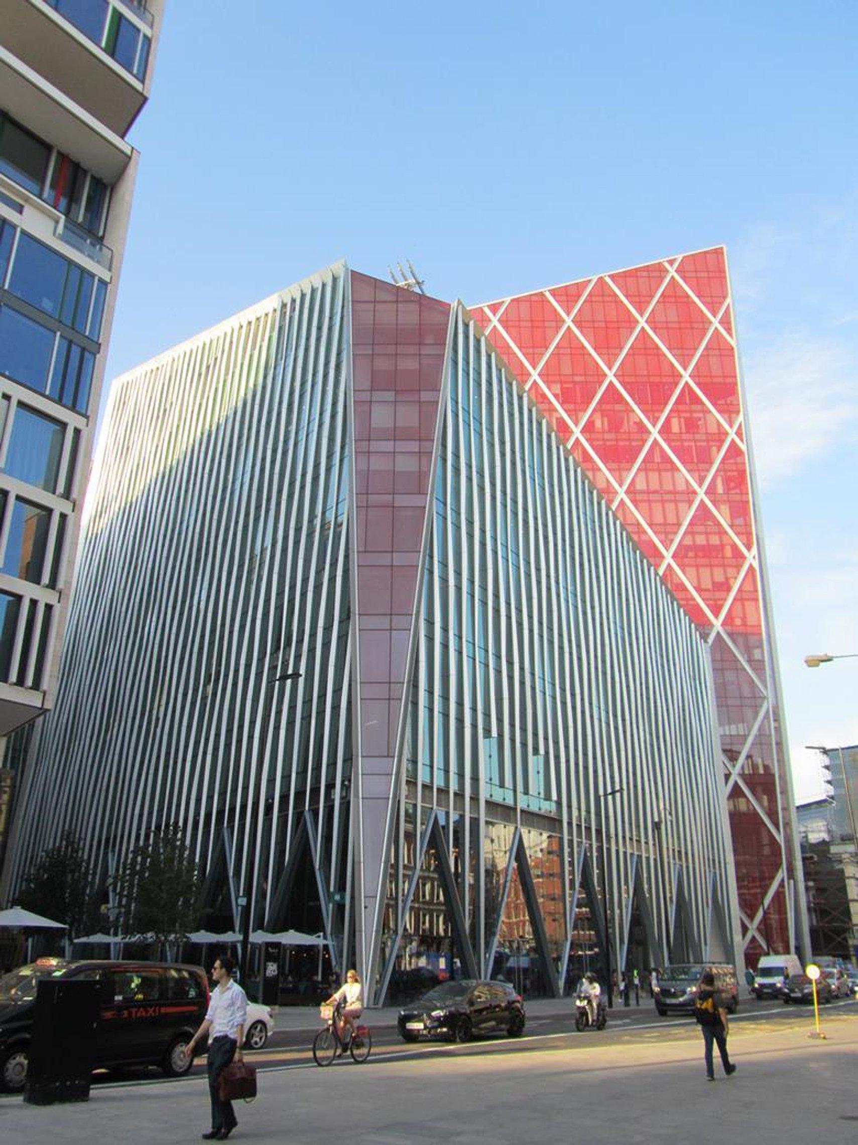 Nova Victoria (Londra) di PLP Architecture