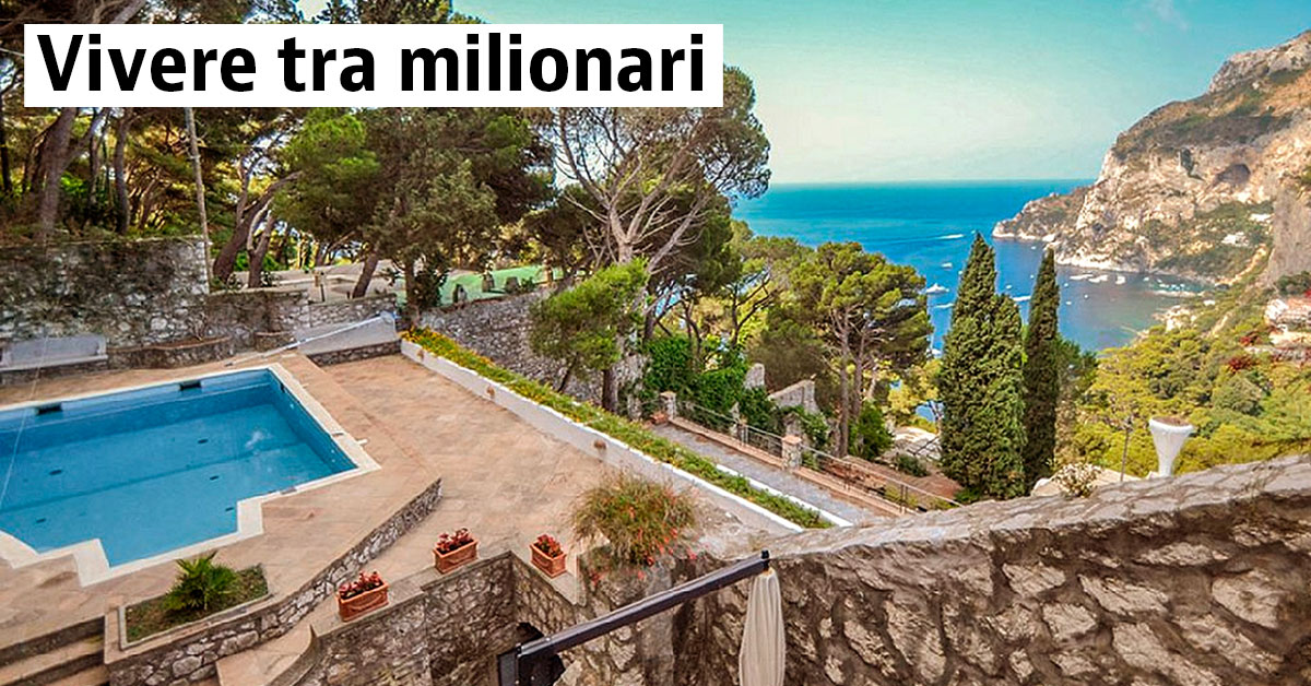 Vivere tra millionari