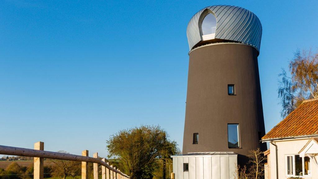 Il mulino si trova a Suffolk, Inghilterra / Beech Arquitects