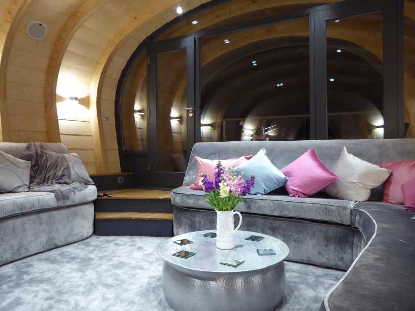 E' stato ristrutturato e trasformato in una casa per gli ospiti / Beech Arquitects