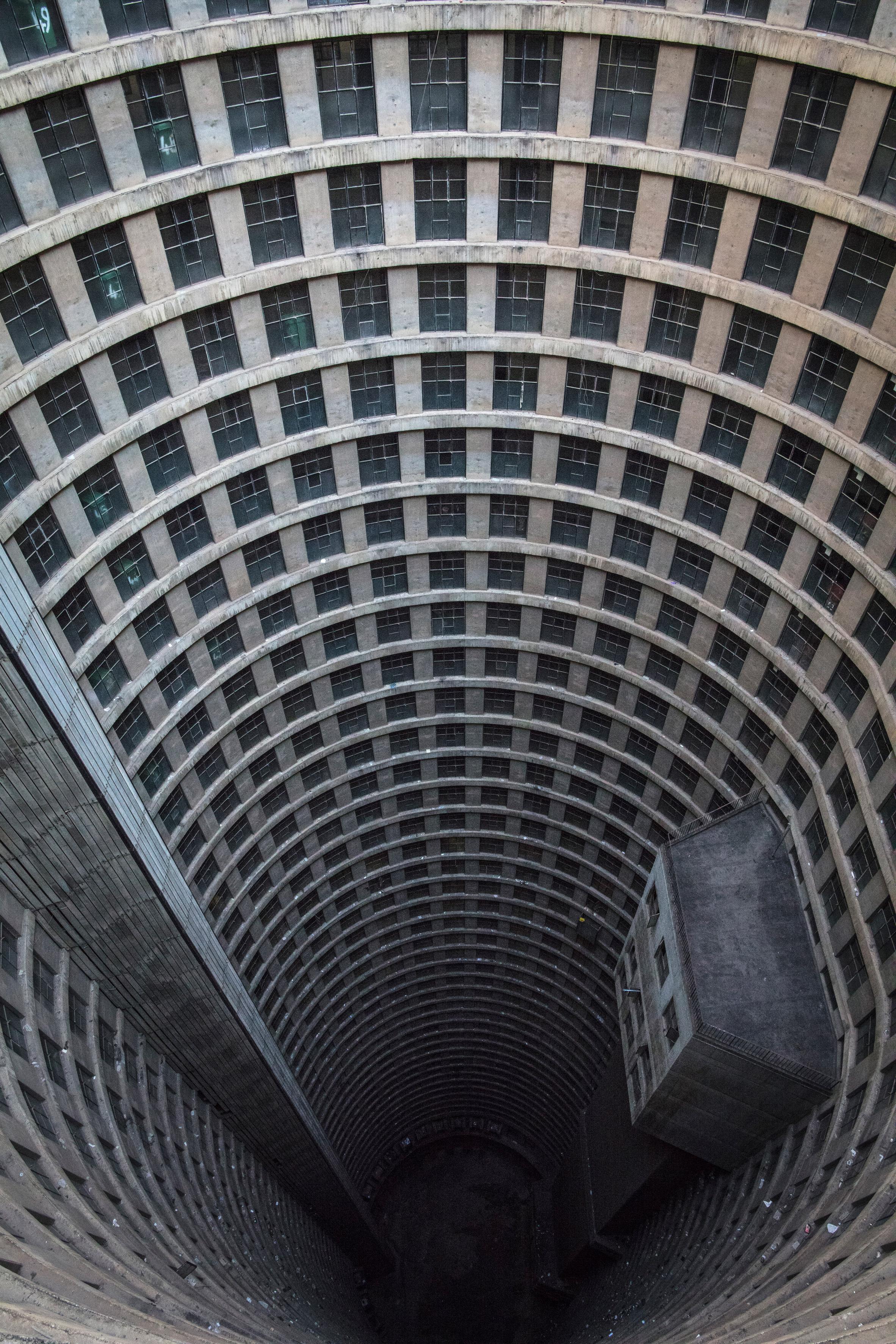 Ponte City Apartments, Johannesburg, South Africa