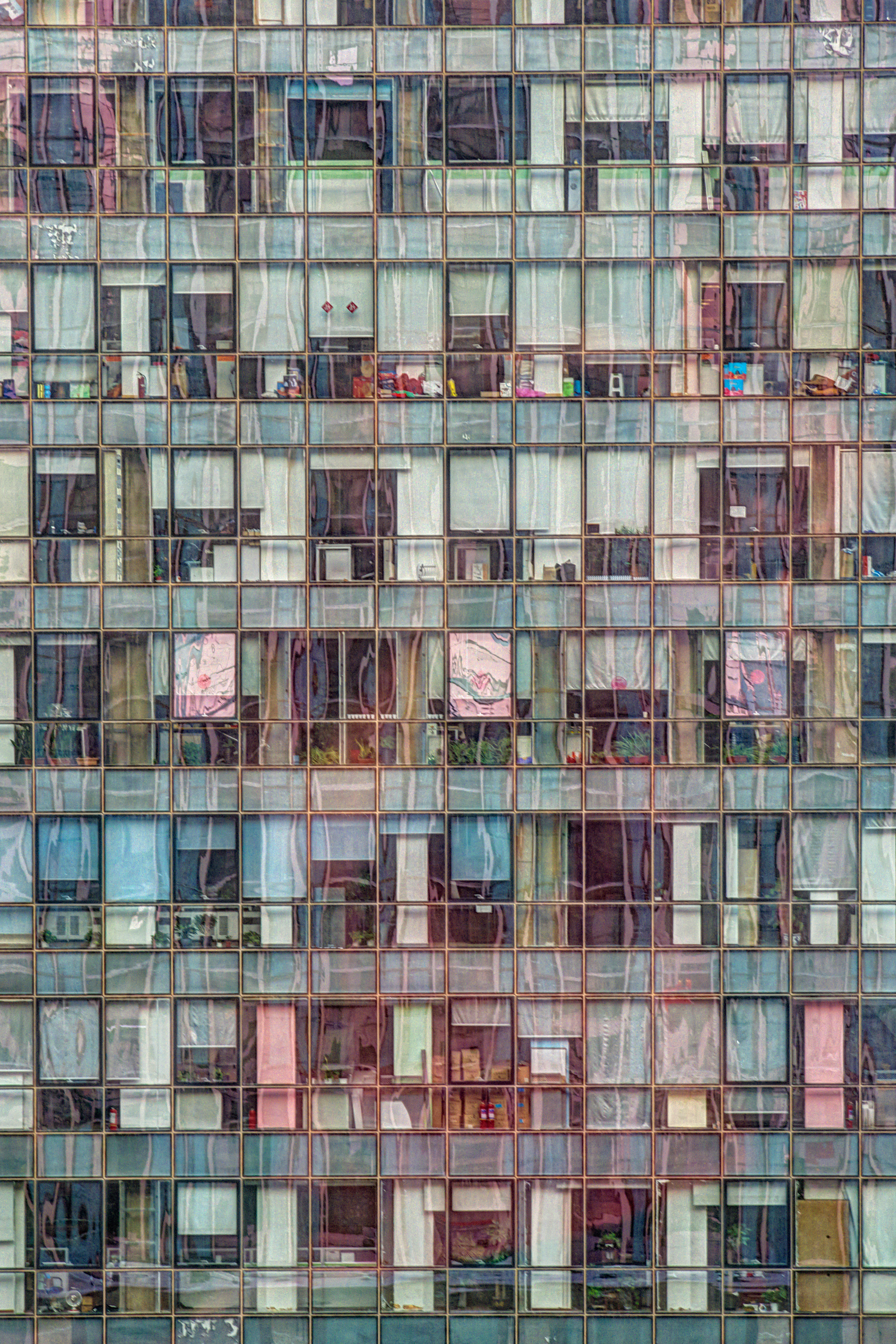 Office building, Beijing, China