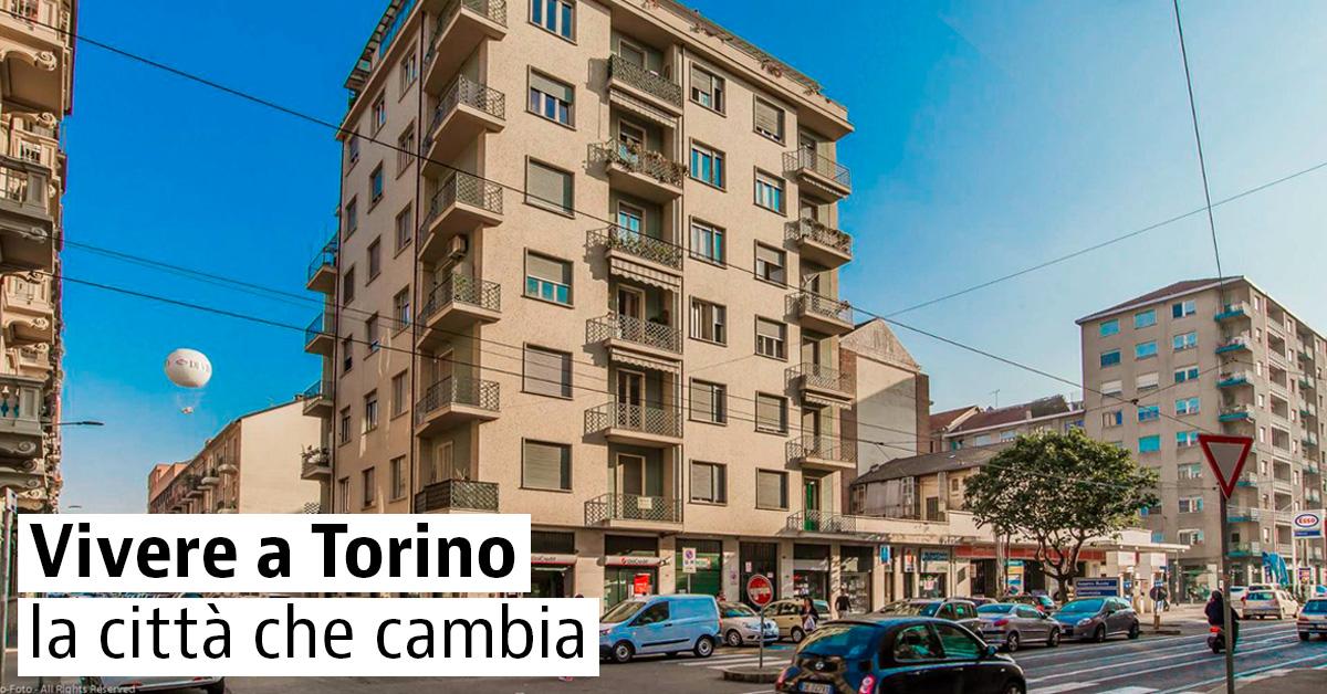 Vivere a Torino, la città che cambia