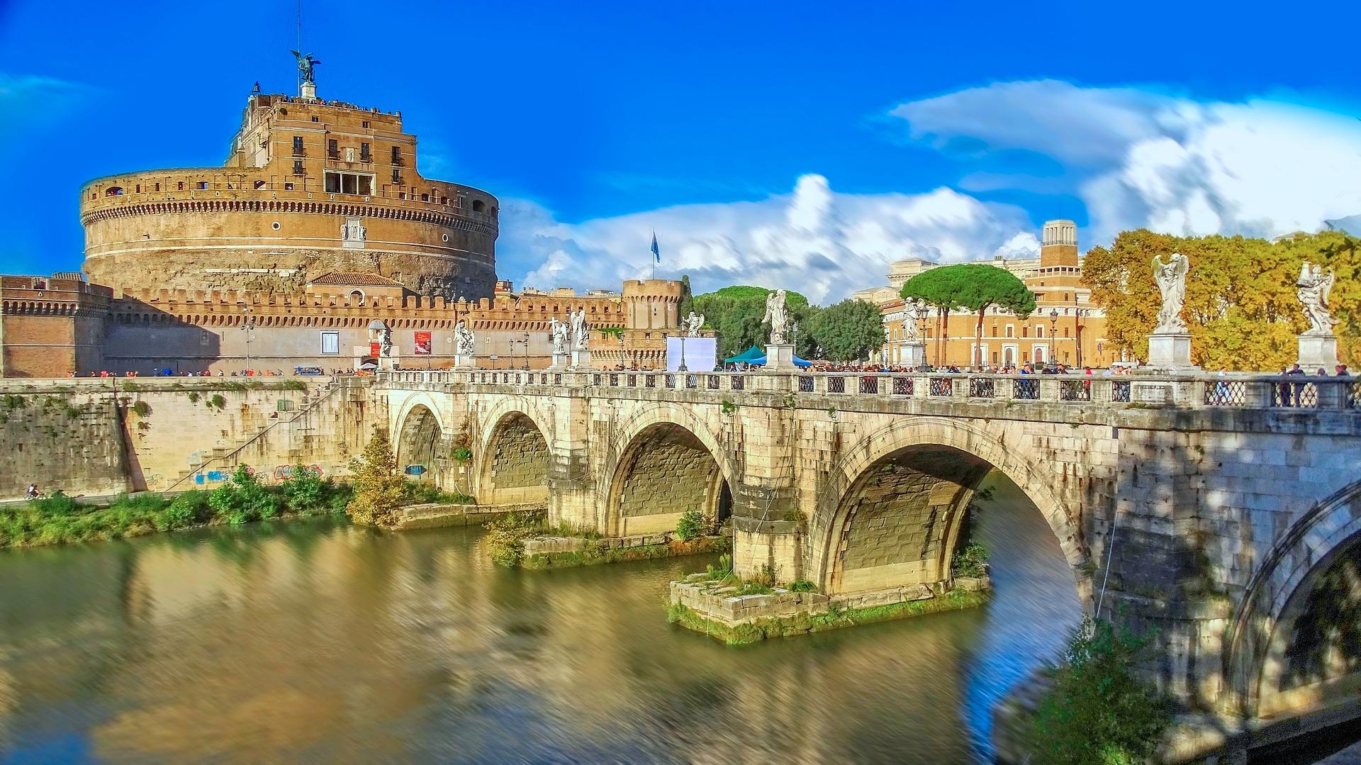 I segreti della capitale tra le mura di Castel Sant'Angelo