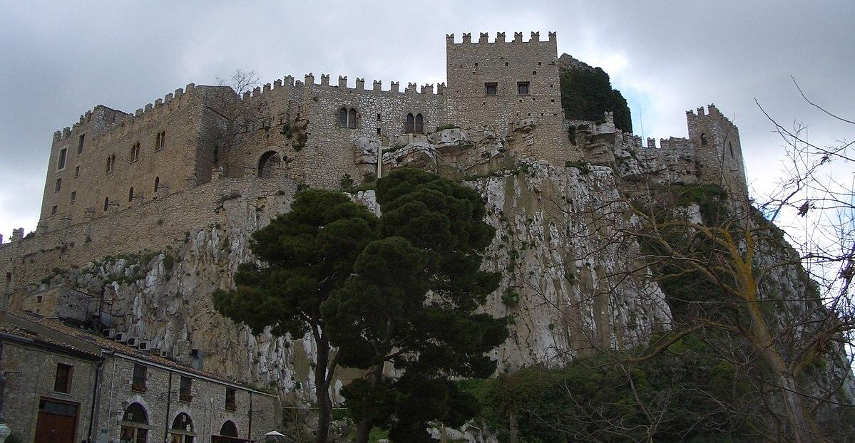 Il castello infestato di Caccamo