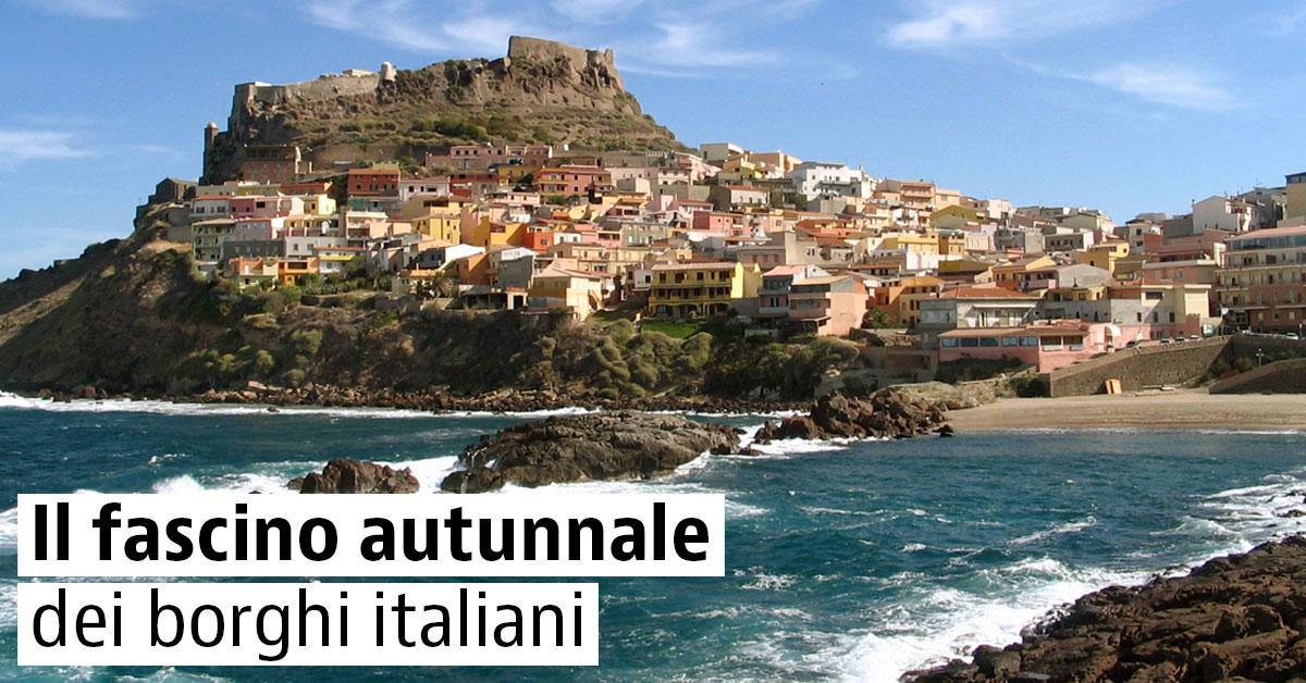 Borghi italiani da visitare in autunno