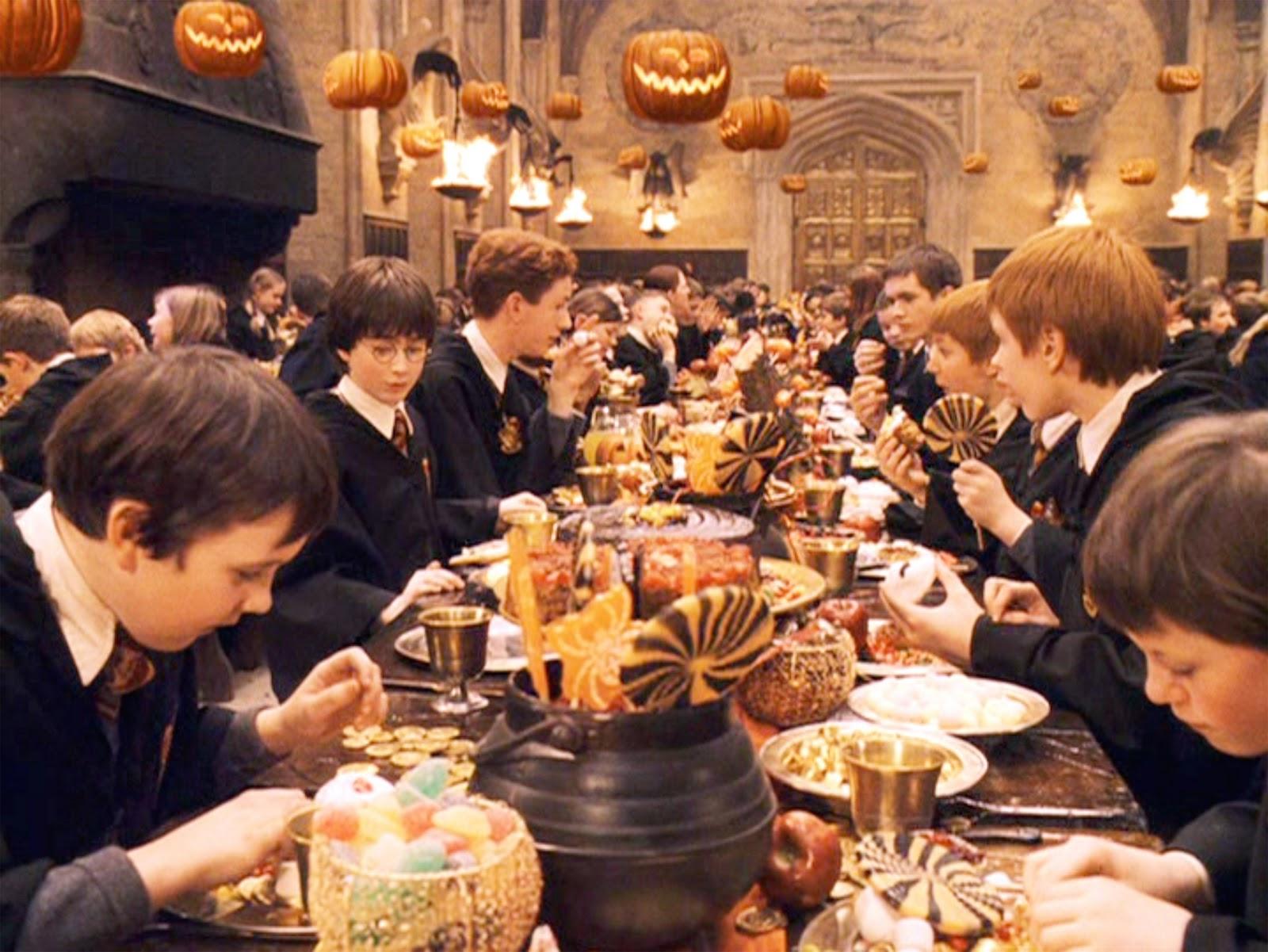 """Fotogramma del film """"Harry Potter e la pietra filosofale"""""""