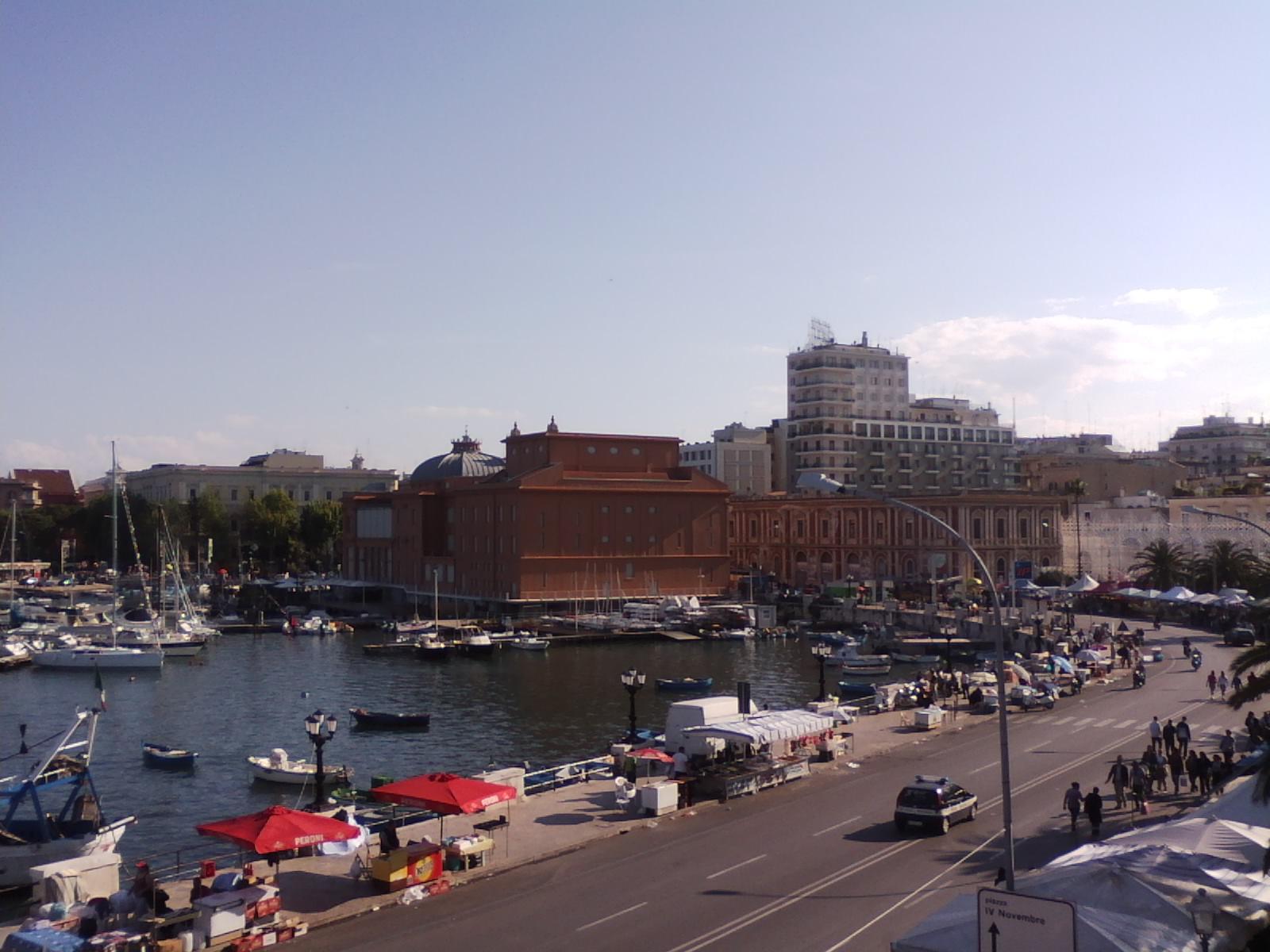 Bari / Wikimedia commons