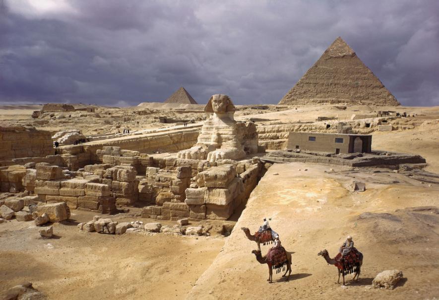 Scan Pyramids Misson