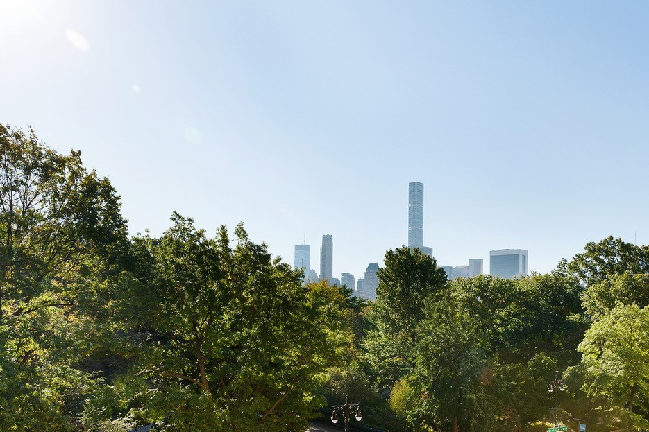 L'edificio ha una vista su Central Park / Stribling