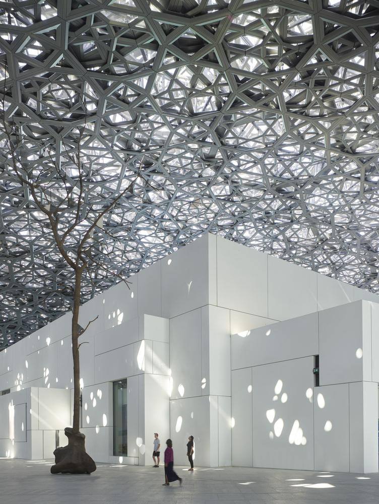 L'opera è costata più di 500 milioni di euro / Roland Halbe/Louvre Abu Dabi