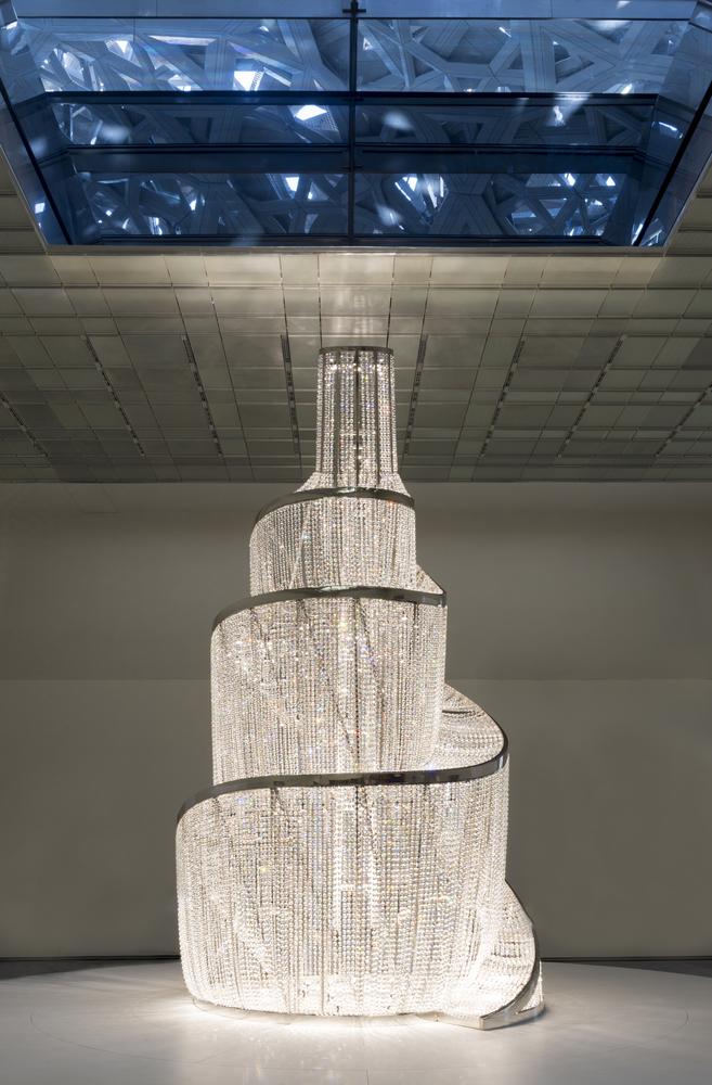 Il Louvre francese è stato presentato come il primo museo universale nel mondo arabo / Marc Domage/Louvre Abu Dabi