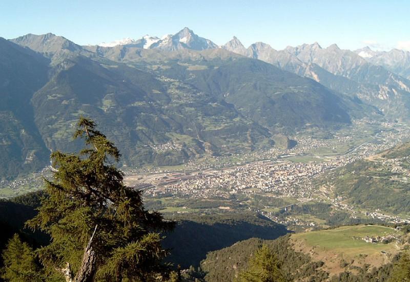 Aosta / Wikimedia commons