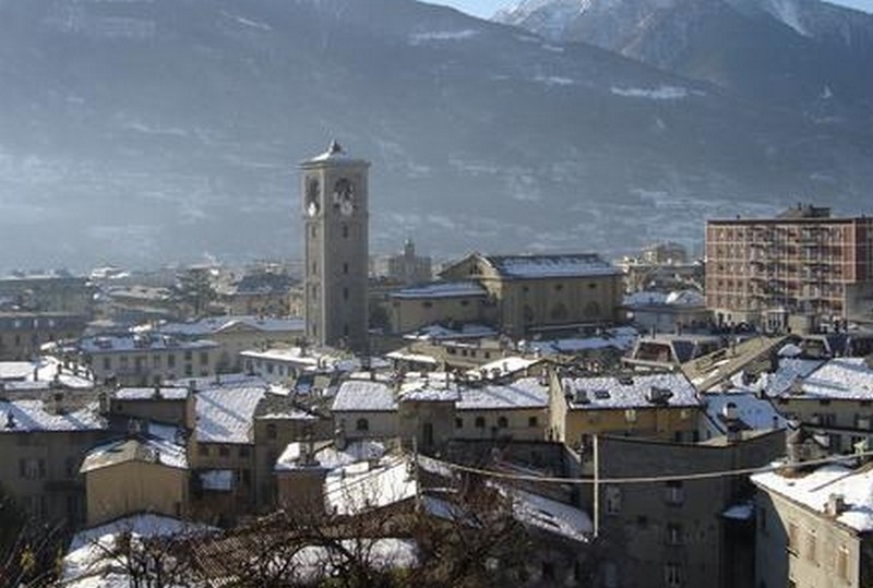 Sondrio / Wikimedia commons