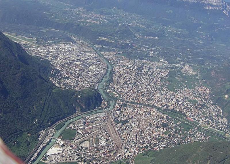 Bolzano / Wikimedia commons