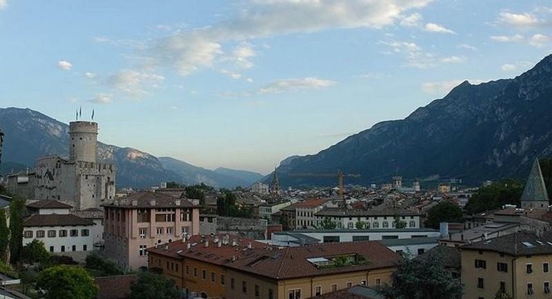 Trento / Wikimedia commons