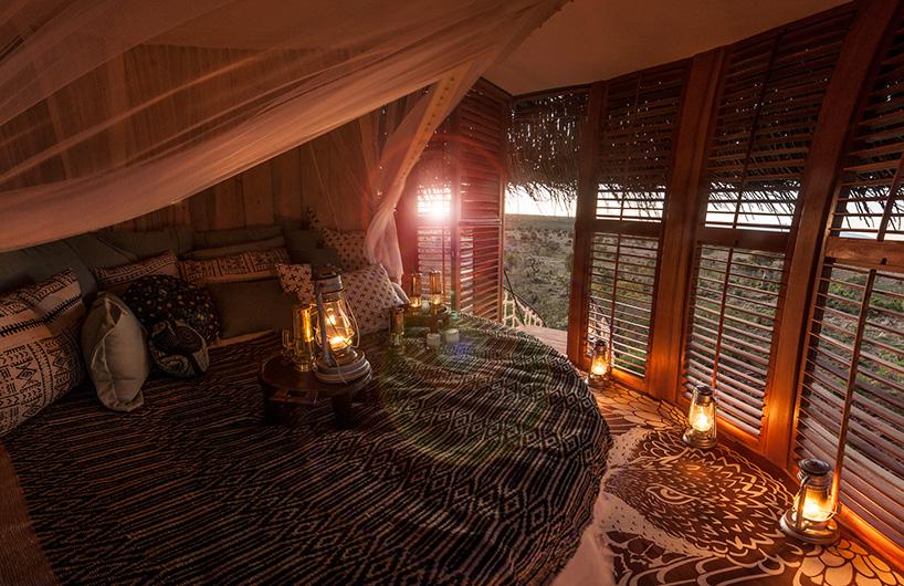 E' un luogo di riposo, di pace interiore e in cui ritrovare se stessi / jimmy nelson