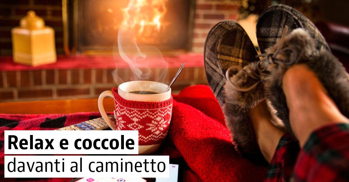 Le migliori case vacanze in Italia con camino / Pixabay