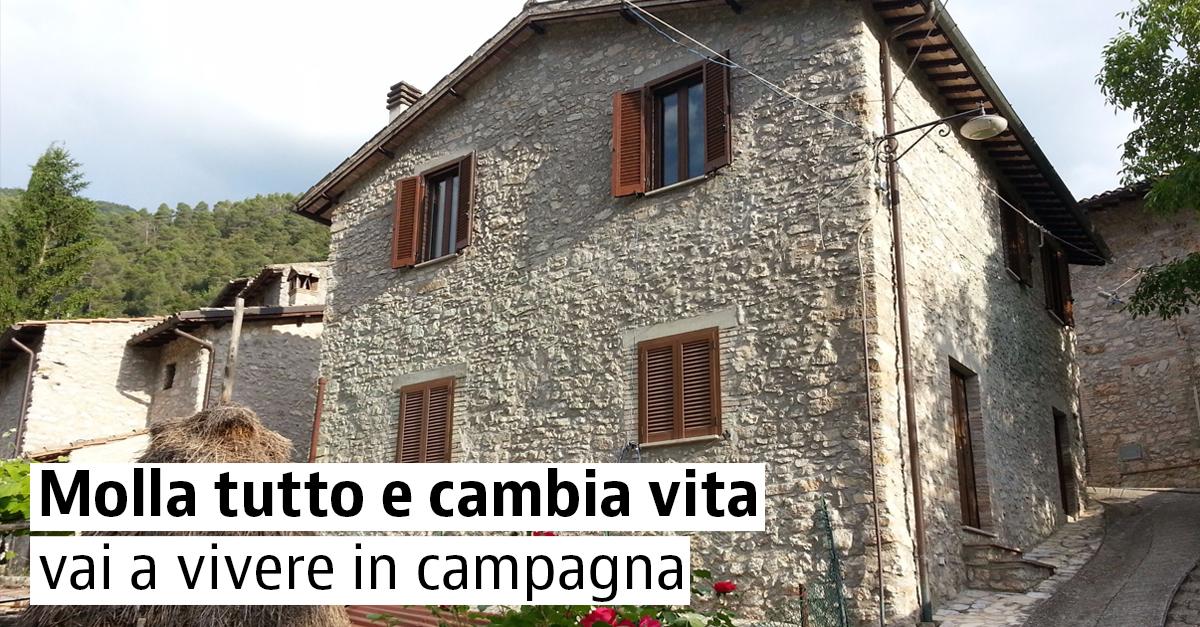 Case rustiche in vendita idealista news for Piccole case rustiche