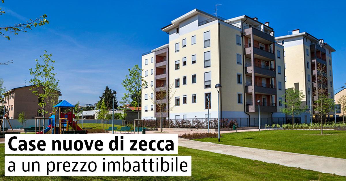 Case nuove in vendita a meno di euro immobiliare for Nuove planimetrie per la costruzione di case