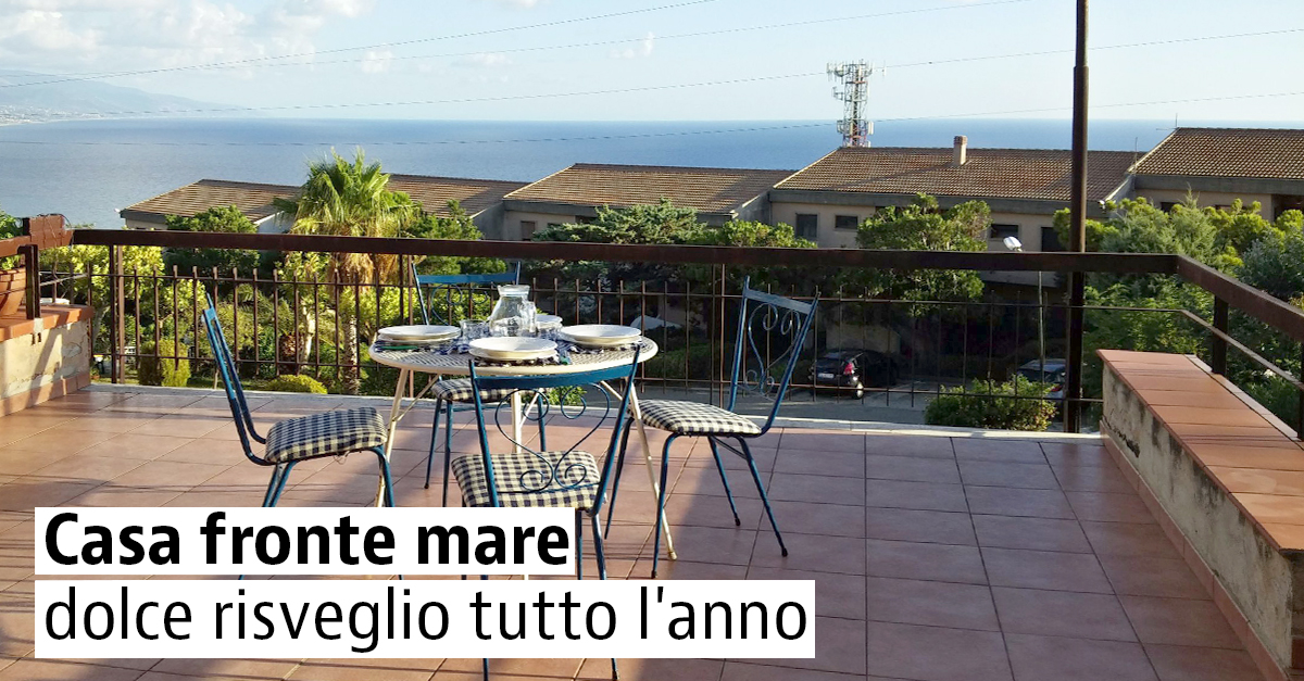 20 case con vista mare in vendita a meno di 150.000 euro
