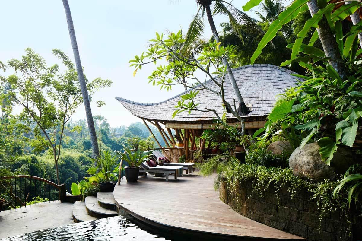 Case di lusso a Bali