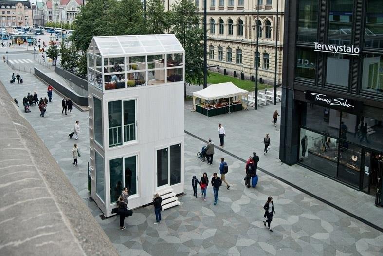 Tikku, la casa progettata da Casagrande Laboratory / Foto: Casagrande Laboratory