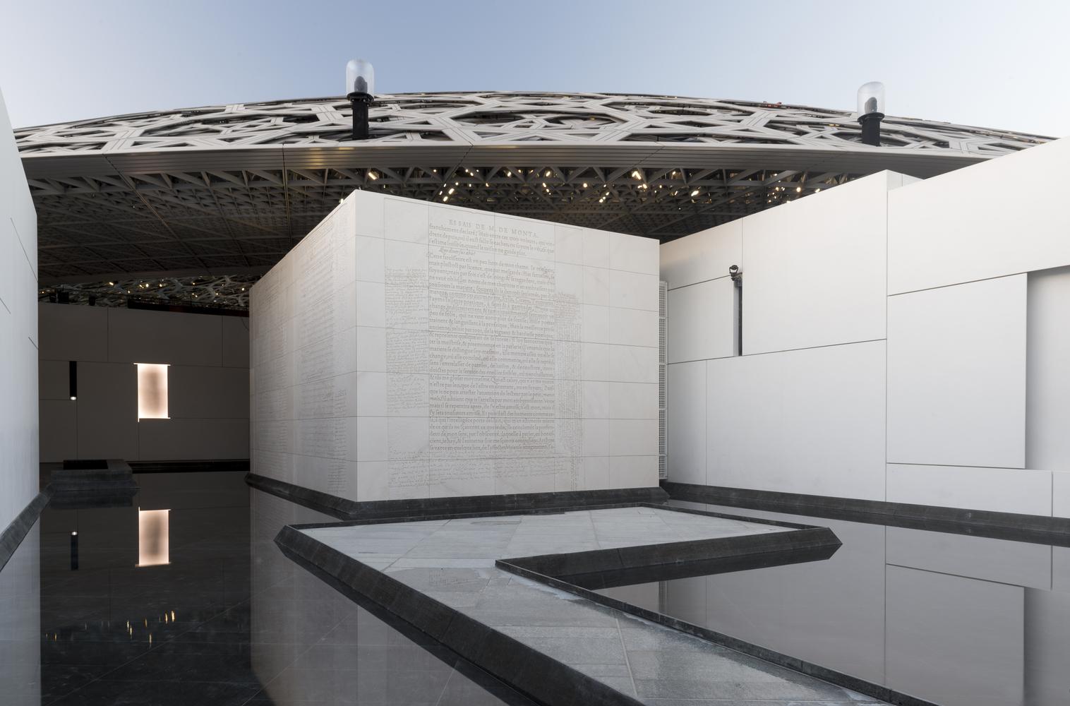 Il Louvre francese di Abu Dhabi aprirà le porte al pubblico il prossimo 11 novembre / Marc Domage/Louvre Abu Dabi
