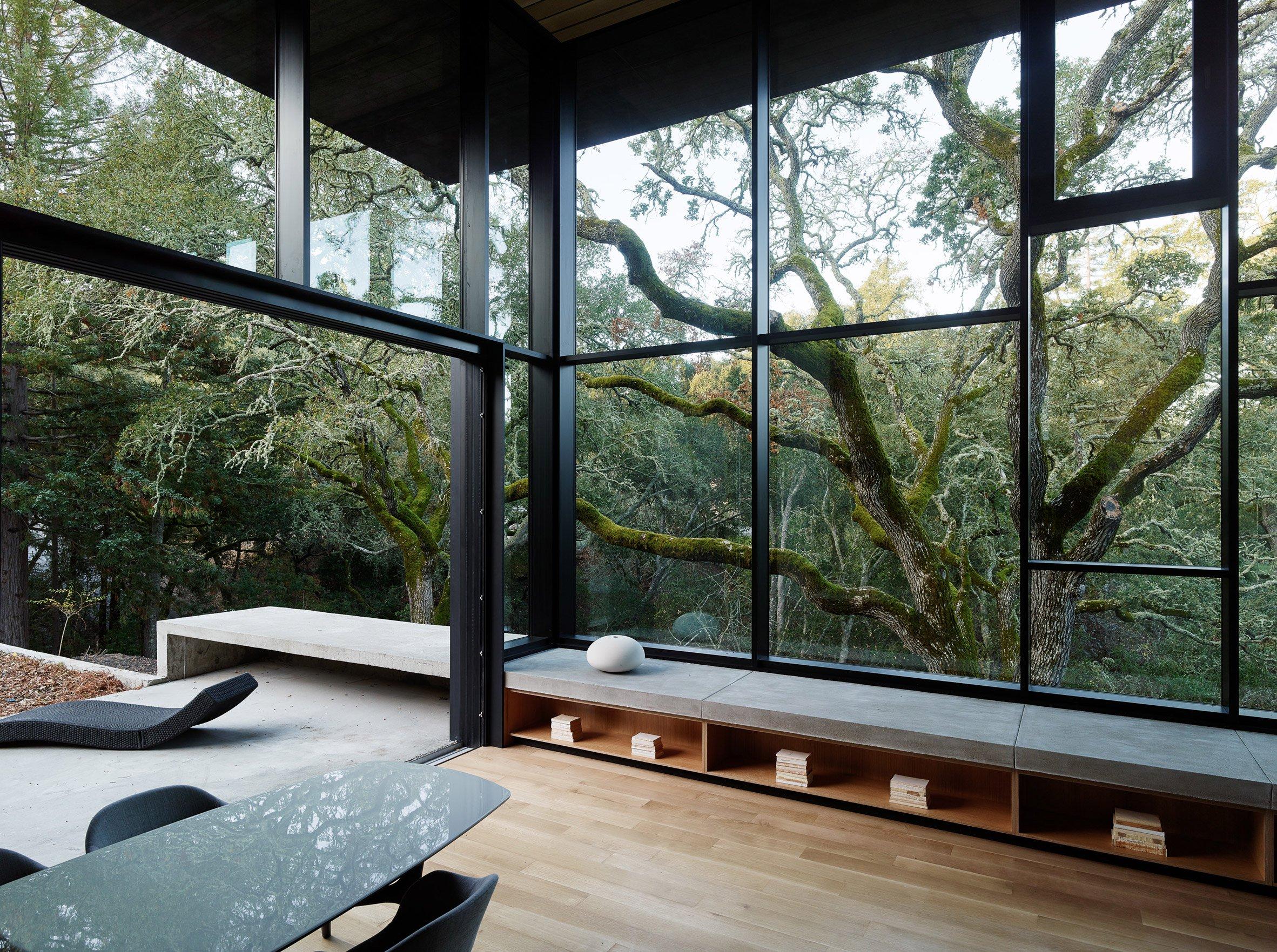 A realizzarla gli architetti di Faulkner Architects  / Joe Fletcher Photography