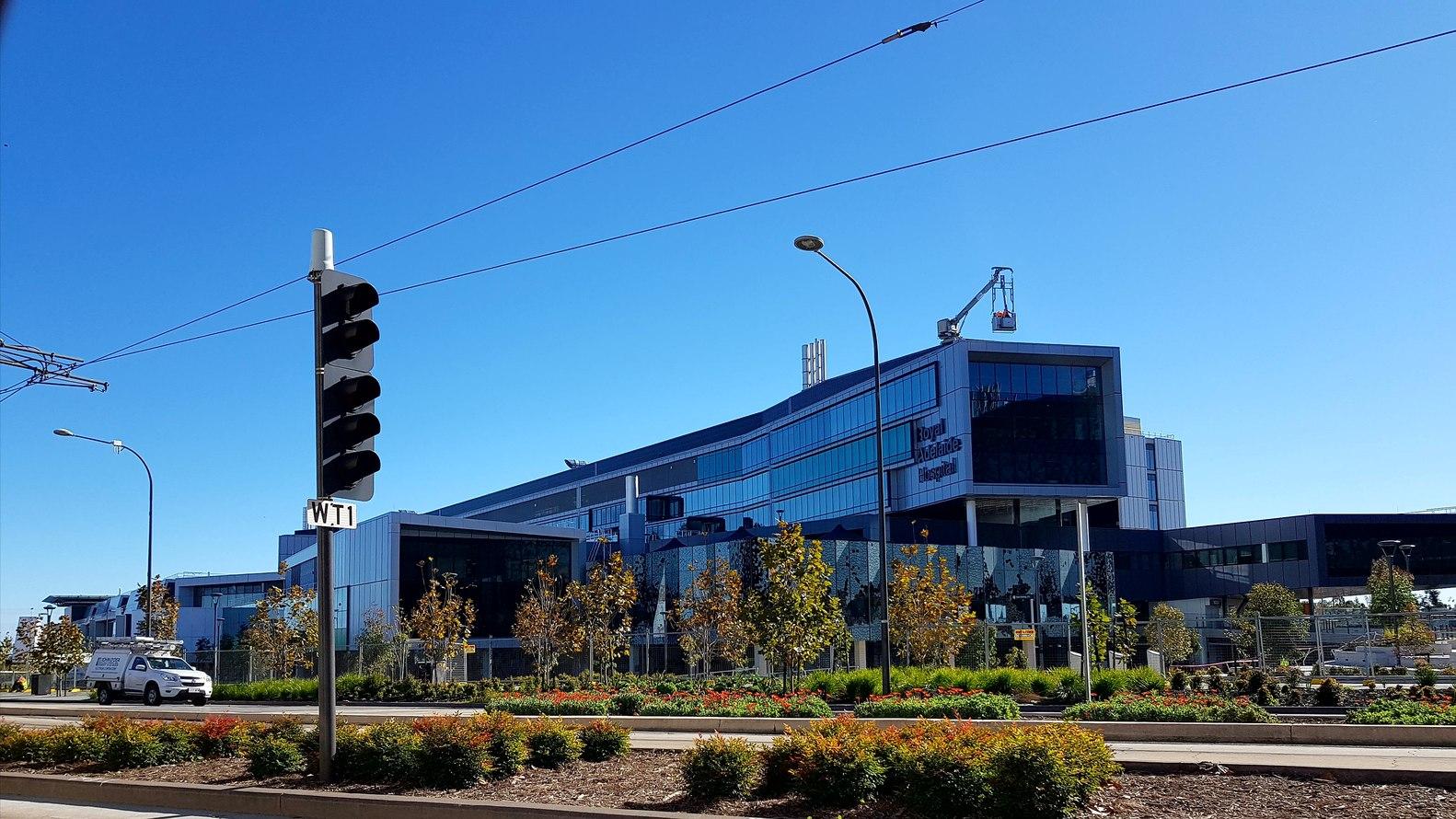 7. Royal Adelaide Hospital, Adelaide (1.781 milioni di euro)