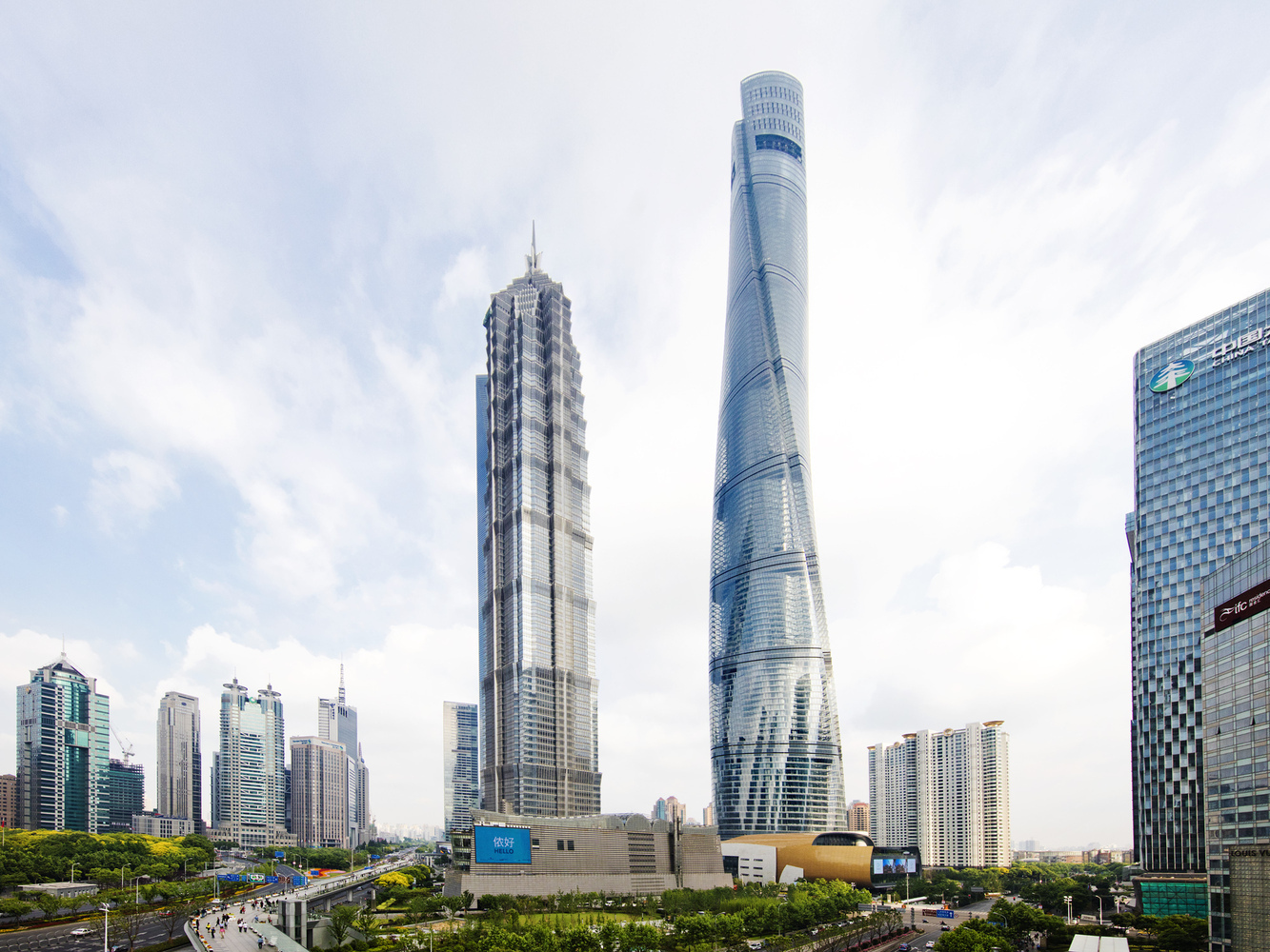 5. Shanghai Tower, Shanghai (2.035 milioni di euro)