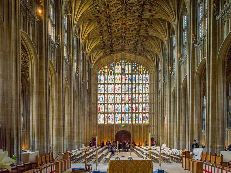 Una delle più belle chiese della Gran Bretagna