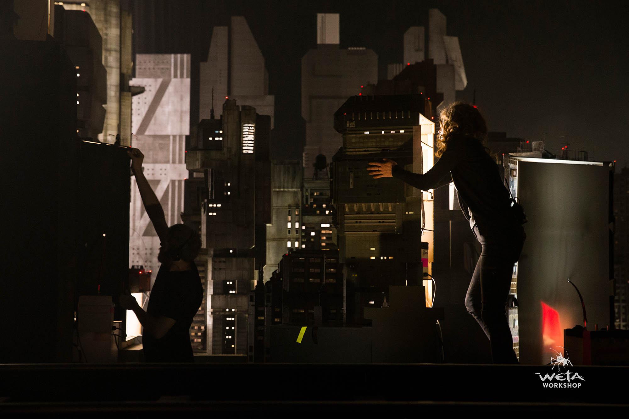 Miniatura di Blade Runner 2049