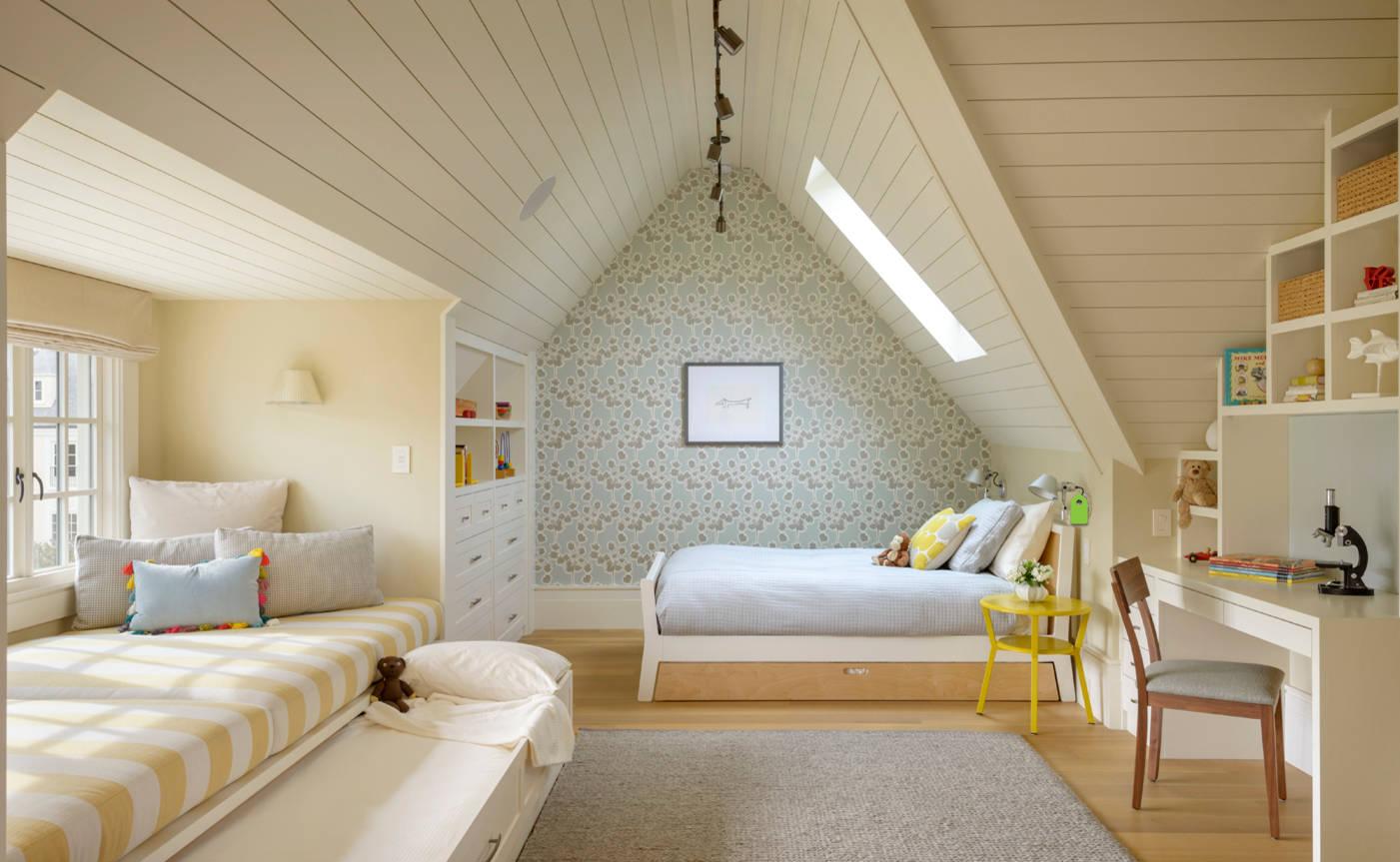 Arredare mansarda camera da letto excellent camera da letto effetto legno interior design idee - Mansarda camera da letto ...