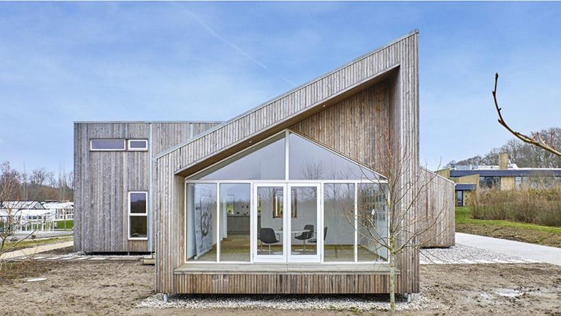 La casa modulare / een til een
