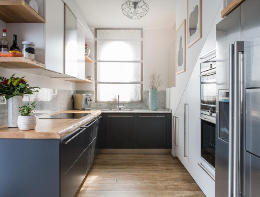 Tendenze arredamento casa 2017 idealista news - Dipingere cucina legno ...