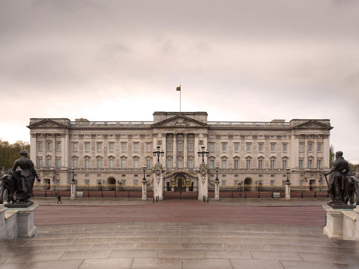 Il Palazzo di Buckingham / Ignacio Pereira