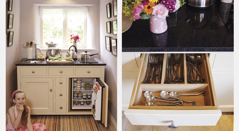 La cucina è attrezzata / Fuente: culshaw