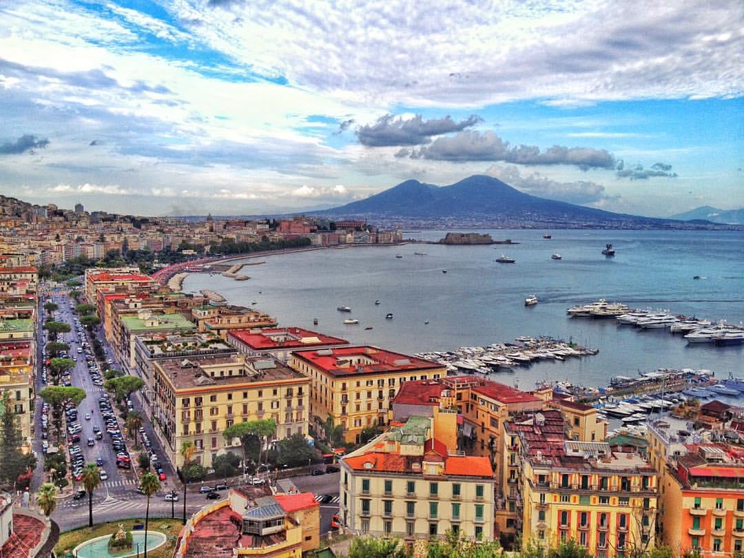 Napoli: festa grande in tutta la città
