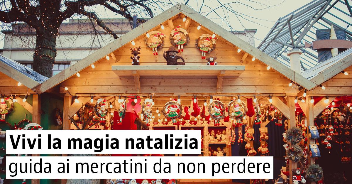 Mercatini natalizi 2019/2020