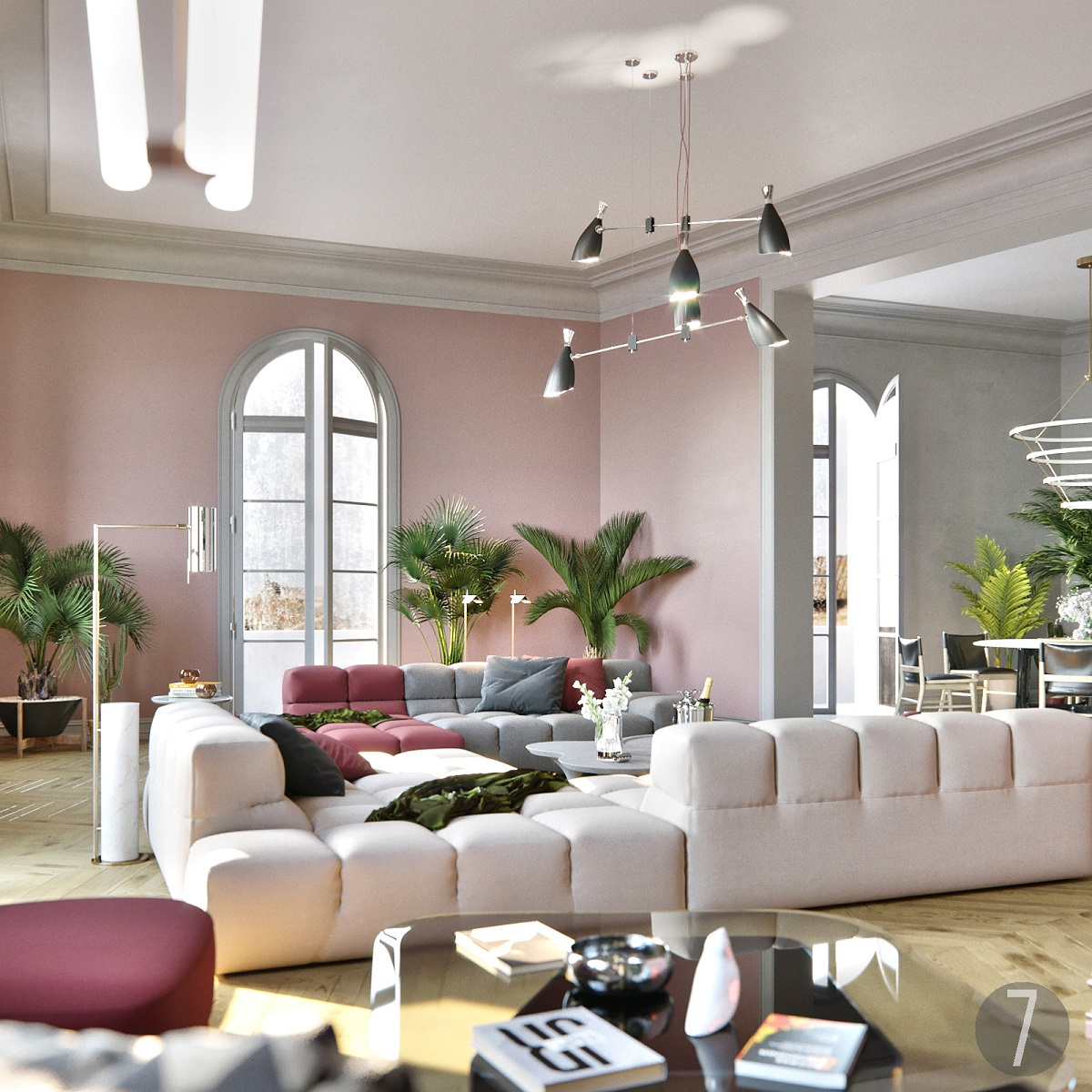 Idee per arredare un soggiorno grande idealista news - Idee per arredare soggiorno ...
